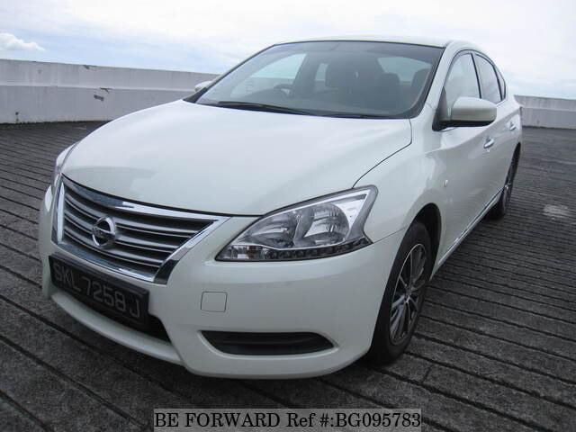Used 2013 Nissan Sylphy For Sale Bg095783 Be Forward