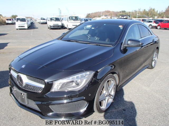 Used 2013 MERCEDES-BENZ CLA-CLASS BG095114 for Sale