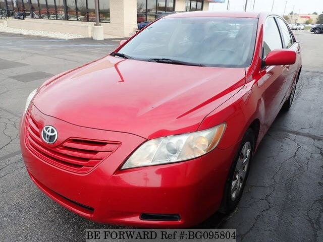 2007 Toyota Camry For Sale >> Used 2007 Toyota Camry 07 Le For Sale Bg095804 Be Forward