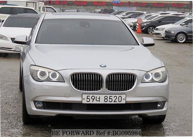 used 2012 bmw 7 series for sale bg095984 - be forward