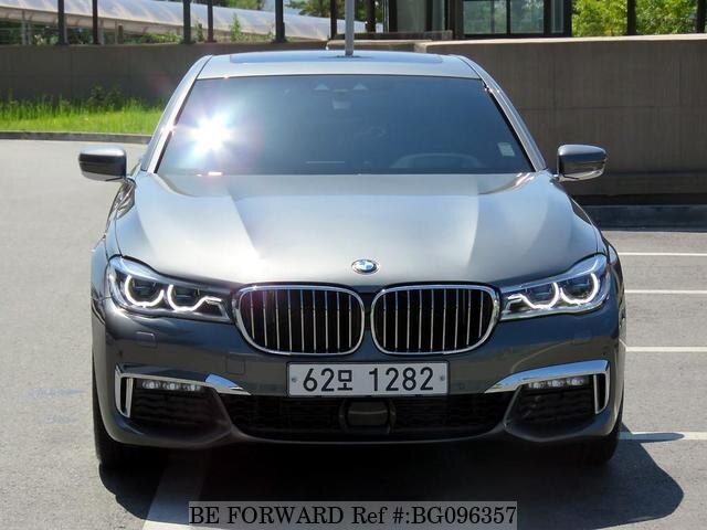Used 2018 Bmw 7 Series For Sale Bg096357 Be Forward