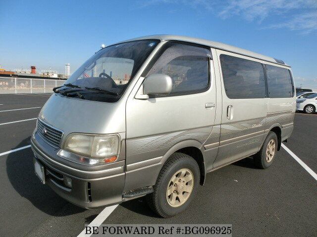 Used 1997 TOYOTA HIACE WAGON BG096925 for Sale