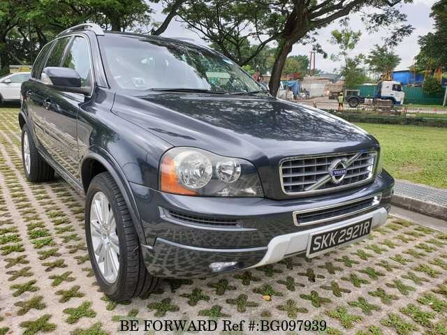 usados 2013 volvo xc90/t5 à venda bg097939 - be forward