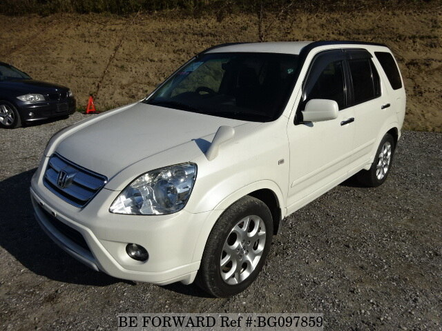 Used 2005 HONDA CR-V BG097859 for Sale