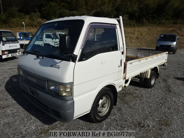 Used 1998 MAZDA BONGO BRAWNY TRUCK/GA-SD89T for Sale ...