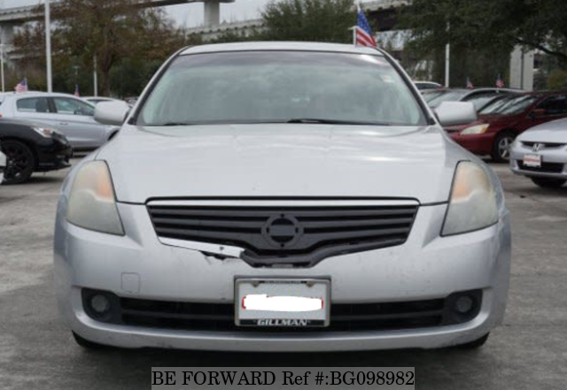 Used 2009 Nissan Altima Bg098982 For