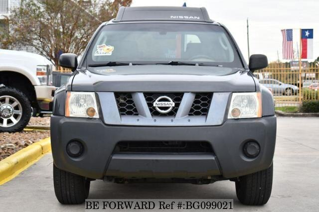 Used Nissan Xterra >> Used 2006 Nissan Xterra 06 S For Sale Bg099021 Be Forward
