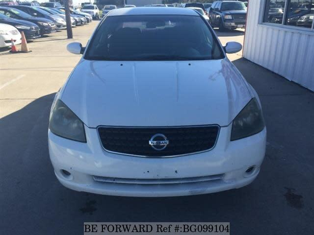 2006 Nissan Altima For Sale >> Used 2006 Nissan Altima 06 S For Sale Bg099104 Be Forward