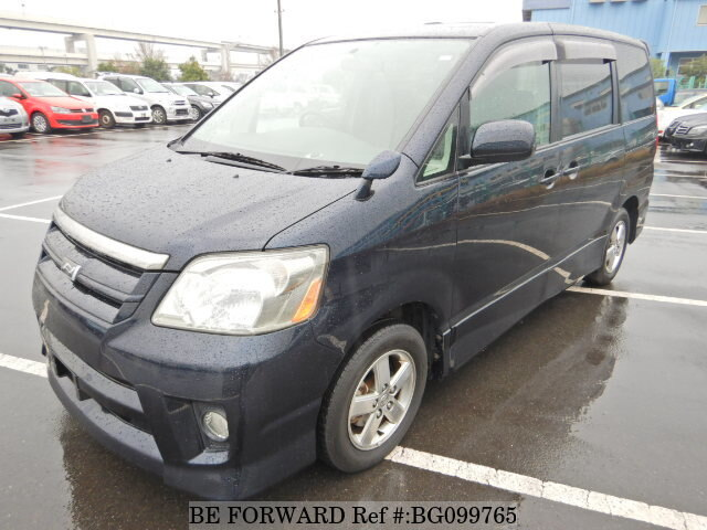 Used 2005 TOYOTA NOAH BG099765 for Sale
