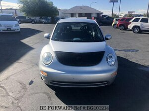 Used 2001 VOLKSWAGEN NEW BEETLE BG101214 for Sale