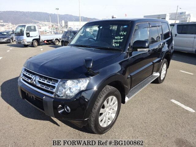 Used 2010 MITSUBISHI PAJERO BG100862 For Sale