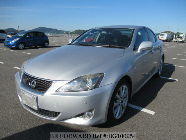 Used 2006 LEXUS IS BG100954 for Sale
