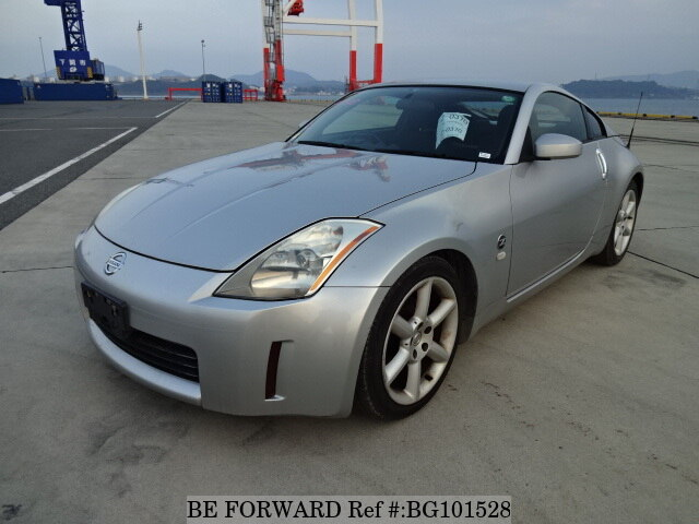 Used 2003 NISSAN FAIRLADY Z BG101528 for Sale