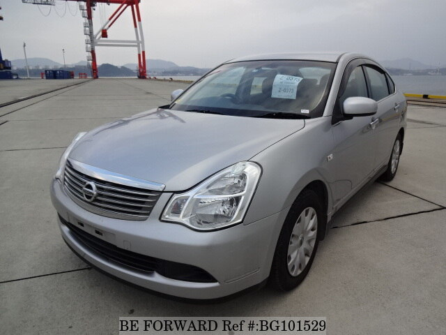 Used 2007 Nissan Bluebird Sylphy 20s Dba Kg11 For Sale Bg101529 Be