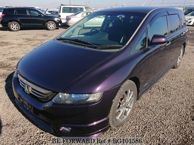 Used 2004 HONDA ODYSSEY BG101586 for Sale