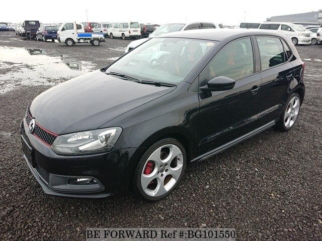 Used 2012 Volkswagen Polo Gti Aba 6rcav For Sale Bg101550 Be Forward