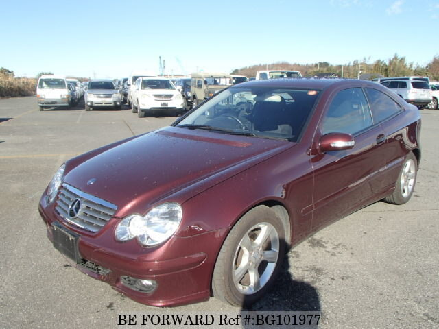 Used 2006 MERCEDES-BENZ C-CLASS BG101977 for Sale