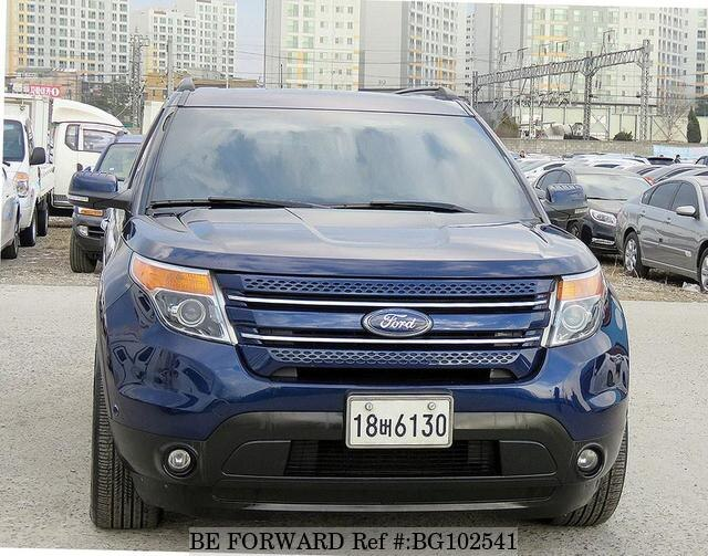 2011 Ford Explorer For Sale >> Used 2011 Ford Explorer For Sale Bg102541 Be Forward