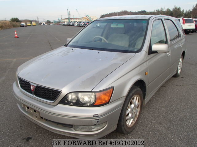 Used 1999 TOYOTA VISTA ARDEO BG102092 for Sale