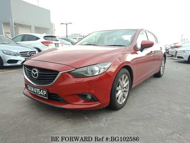2014 Mazda 6 For Sale >> Used 2014 Mazda Mazda6 For Sale Bg102586 Be Forward