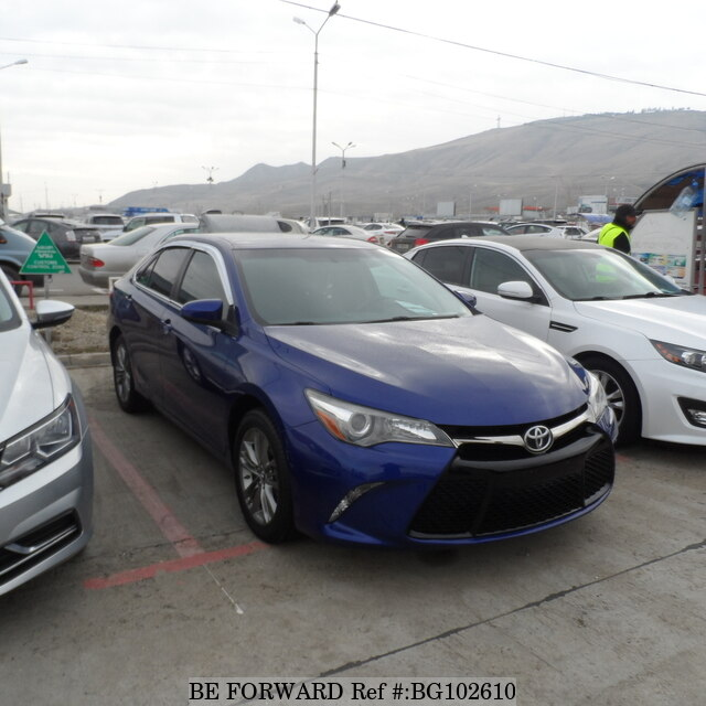 2015 Toyota Camry For Sale >> 2015 Toyota Camry