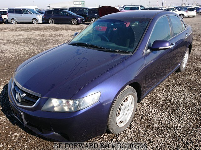 Used 2005 HONDA ACCORD BG102793 for Sale