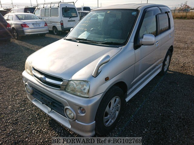 Used 2001 DAIHATSU TERIOS KID BG102769 for Sale