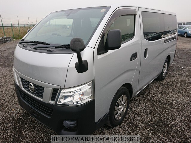 Used 2013 NISSAN CARAVAN VAN BG102810 for Sale