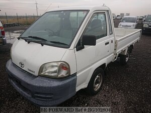 Used 2002 TOYOTA TOWNACE TRUCK BG102804 for Sale