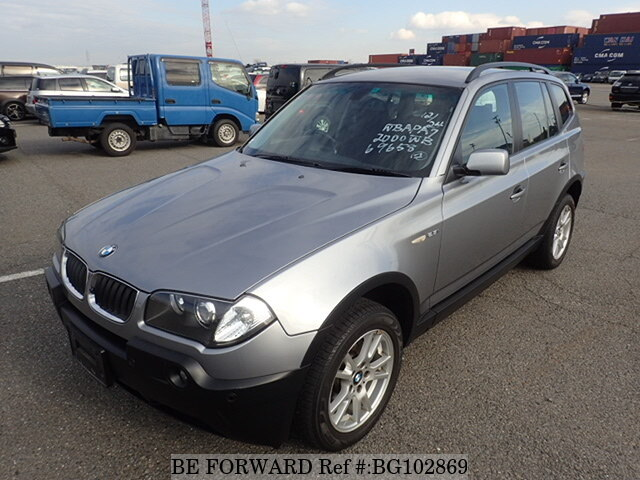 Used 2005 BMW X3 BG102869 for Sale
