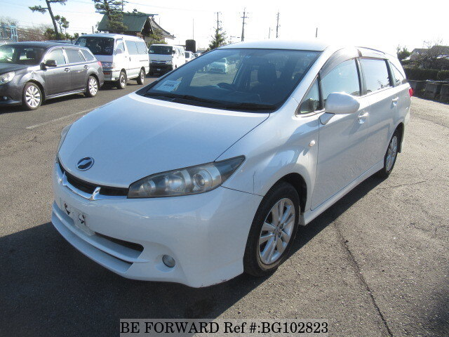 Used 2009 TOYOTA WISH BG102823 for Sale