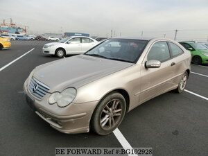 Used 2003 MERCEDES-BENZ C-CLASS BG102928 for Sale