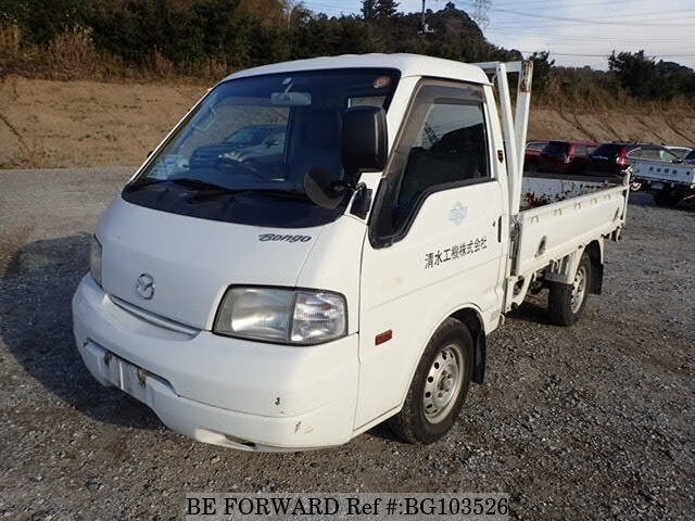 Used 2009 MAZDA BONGO TRUCK/ADF-SKF2T for Sale BG103526 ...