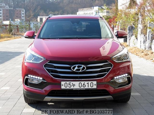 Used 2016 HYUNDAI SANTA FE BG103777 for Sale