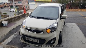 Used 2014 KIA MORNING (PICANTO) BG104040 for Sale