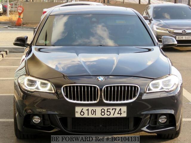 Used 2016 BMW 5 SERIES BG104131 for Sale
