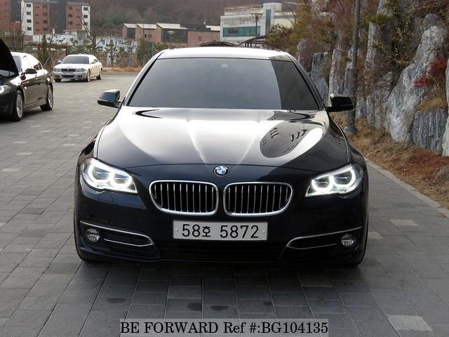 Used 2015 BMW 5 SERIES BG104135 for Sale
