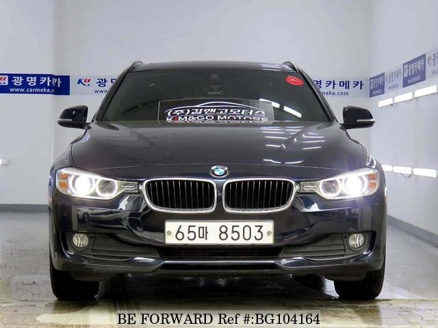 Used 2014 BMW 3 SERIES BG104164 for Sale