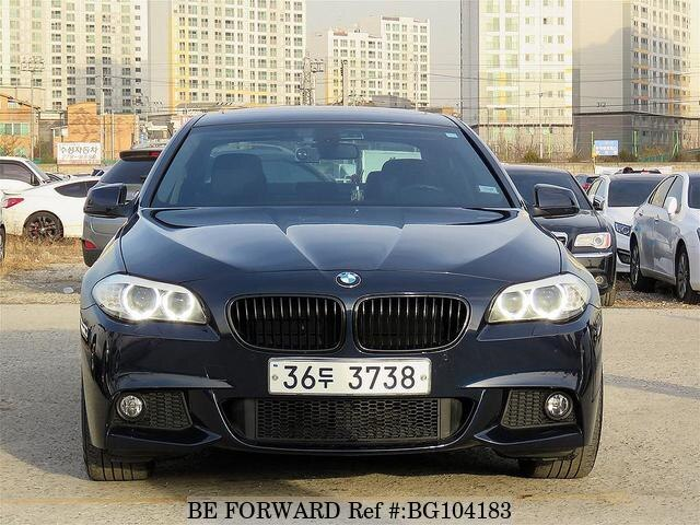 Used 2012 BMW 5 SERIES BG104183 for Sale