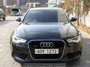 Used 2012 AUDI A6 BG104184 for Sale