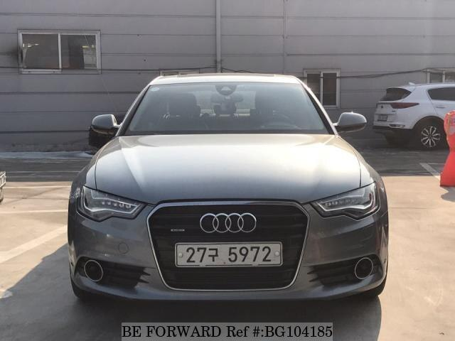 Used 2013 AUDI A6 BG104185 for Sale