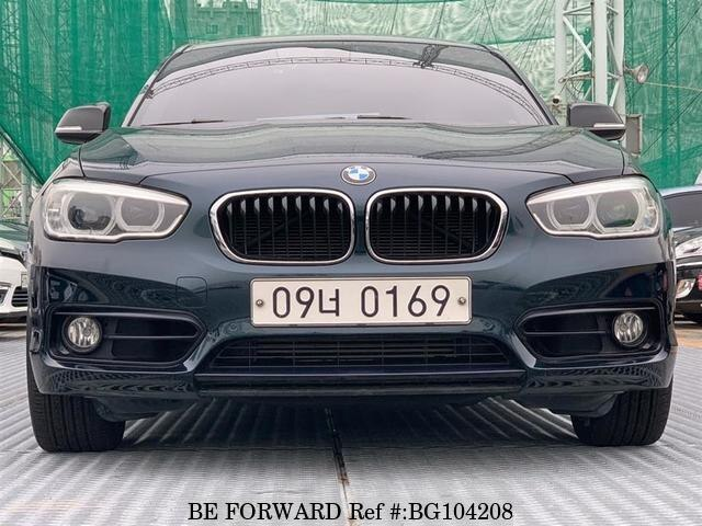 Used 2016 BMW 1 SERIES BG104208 for Sale