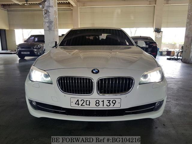Used 2012 BMW 5 SERIES BG104216 for Sale