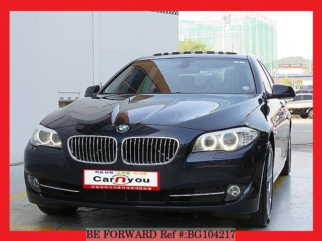 Used 2011 BMW 5 SERIES BG104217 for Sale