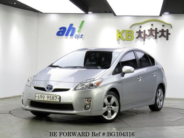 Used 2010 Toyota Prius Bg104316 For