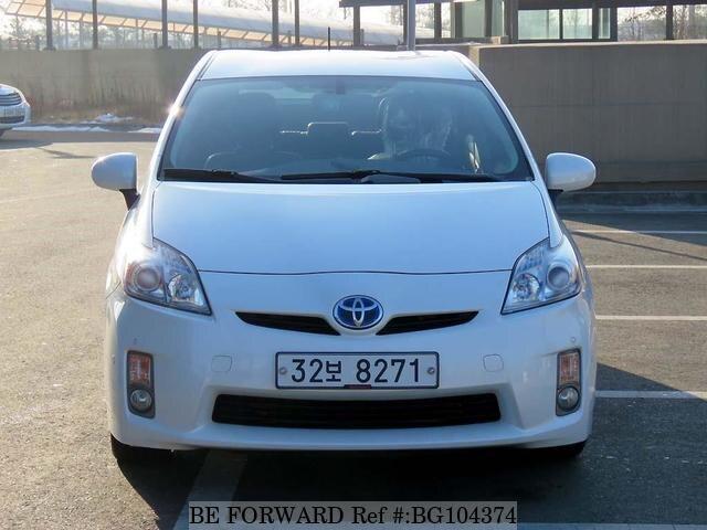 Used 2010 Toyota Prius Bg104374 For