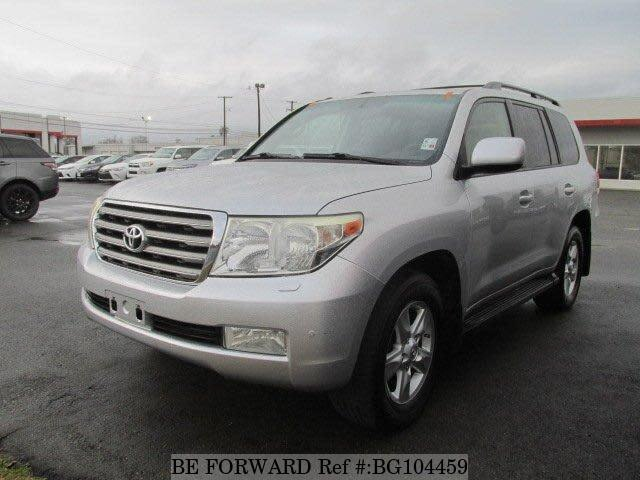 Used 2009 TOYOTA LAND CRUISER BG104459 for Sale