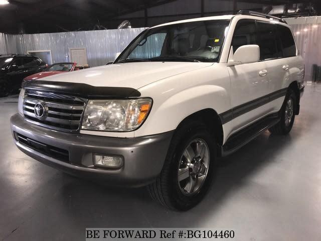 Used 2008 TOYOTA LAND CRUISER BG104460 for Sale