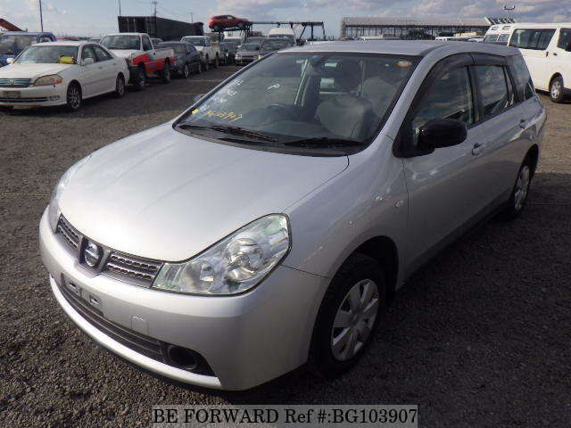 Used 2011 NISSAN WINGROAD BG103907 for Sale