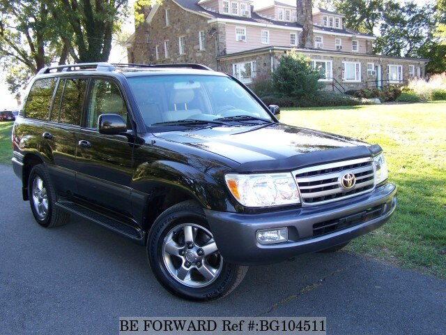Used 2007 TOYOTA LAND CRUISER BG104511 for Sale